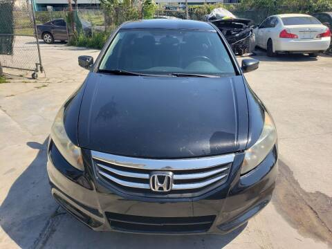 2012 Honda Accord for sale at Track One Auto Sales in Orlando FL