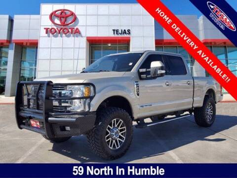 2017 Ford F-250 Super Duty for sale at TEJAS TOYOTA in Humble TX