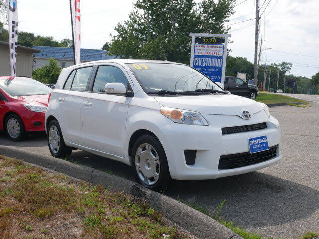 2009 Scion xD for sale at Crestwood Auto Sales in Swansea MA