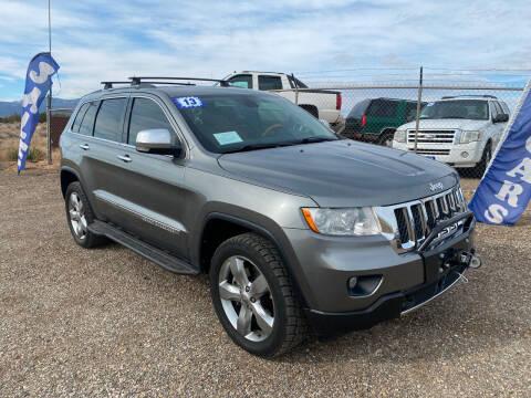 2013 Jeep Grand Cherokee for sale at 4X4 Auto in Cortez CO