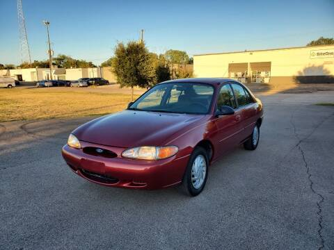 1997 Ford Escort for sale at Image Auto Sales in Dallas TX