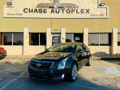 2017 Cadillac XTS for sale at CHASE AUTOPLEX in Lancaster TX