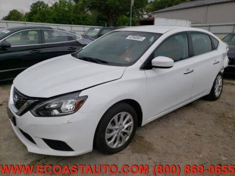 2019 Nissan Sentra for sale at East Coast Auto Source Inc. in Bedford VA