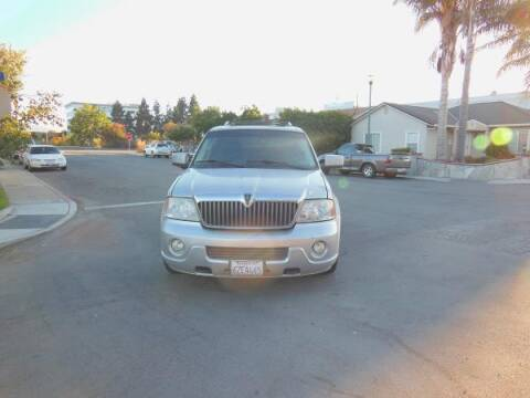 2003 Lincoln Navigator for sale at Top Notch Auto Sales in San Jose CA