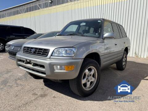 1999 Toyota RAV4 for sale at AUTO HOUSE TEMPE in Tempe AZ