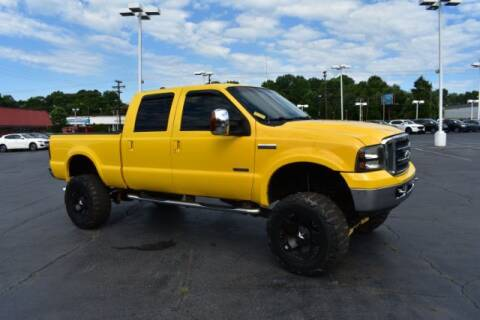 2005 Ford F-250 Super Duty for sale at Adams Auto Group Inc. in Charlotte NC