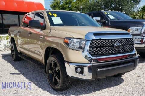 2019 Toyota Tundra for sale at Michael's Auto Sales Corp in Hollywood FL