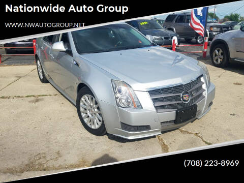2011 Cadillac CTS for sale at Nationwide Auto Group in Melrose Park IL