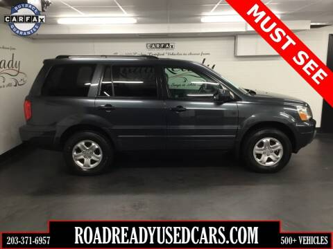 2004 Honda Pilot for sale at Road Ready Used Cars in Ansonia CT