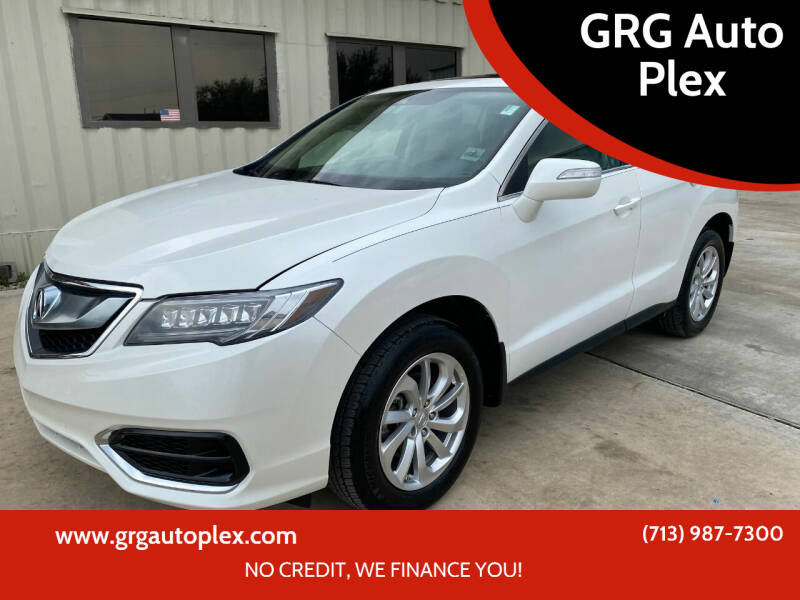 2018 Acura RDX for sale in Houston, TX