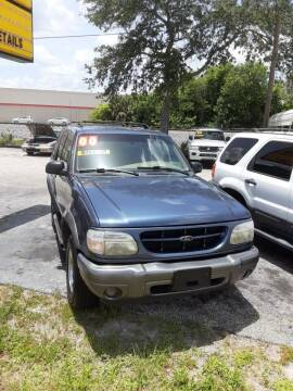 2000 Ford Explorer for sale at Easy Credit Auto Sales in Cocoa FL