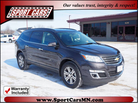 2016 Chevrolet Traverse for sale at SPORT CARS in Norwood MN