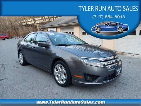 2011 Ford Fusion for sale at Tyler Run Auto Sales in York PA