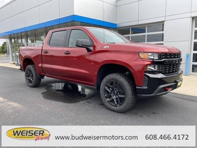 2021 Chevrolet Silverado 1500 for sale in Beloit, WI