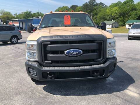 2011 Ford F-350 Super Duty for sale at Mac's Auto Sales in Camden SC
