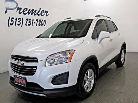 2016 Chevrolet Trax for sale at Premier Automotive Group in Milford OH