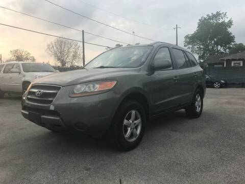2007 Hyundai Santa Fe for sale at Saipan Auto Sales in Houston TX