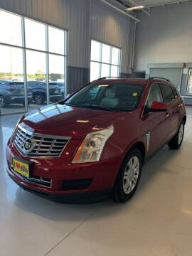 2013 Cadillac SRX for sale at Tom Peacock Nissan (i45used.com) in Houston TX