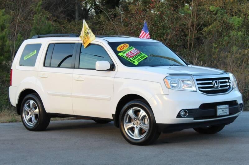 2013 Honda Pilot for sale at McMinn Motors Inc in Athens TN