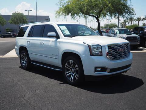 2018 GMC Yukon for sale at CarFinancer.com in Peoria AZ