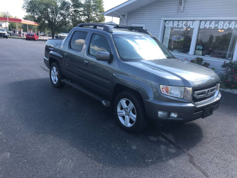 2010 Honda Ridgeline for sale at Cars 4 U in Liberty Township OH