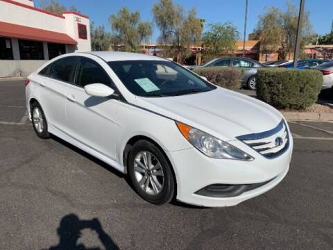 2014 Hyundai Sonata for sale at Brown & Brown Wholesale in Mesa AZ