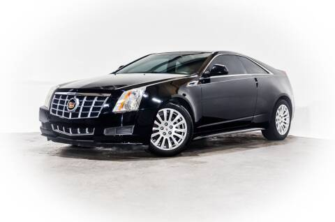 2012 Cadillac CTS for sale at CarXoom in Marietta GA