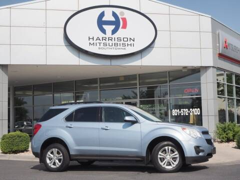 2015 Chevrolet Equinox for sale at Harrison Imports in Sandy UT