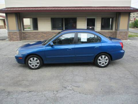 2005 Hyundai Elantra for sale at Settle Auto Sales TAYLOR ST. in Fort Wayne IN