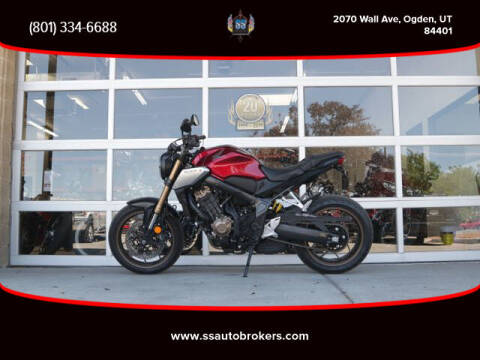 2019 Honda CB650R for sale at S S Auto Brokers in Ogden UT
