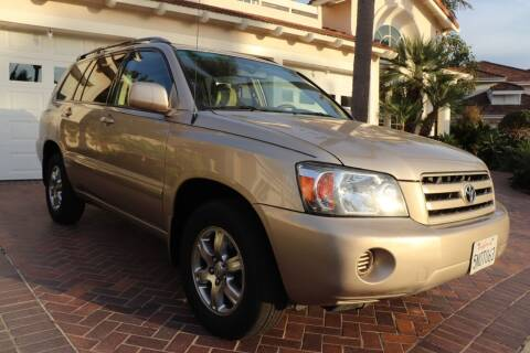 2005 Toyota Highlander for sale at Newport Motor Cars llc in Costa Mesa CA