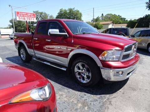 2012 RAM Ram Pickup 1500 for sale at DONNY MILLS AUTO SALES in Largo FL