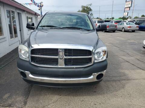 2008 Dodge Ram Pickup 1500 for sale at All State Auto Sales, INC in Kentwood MI