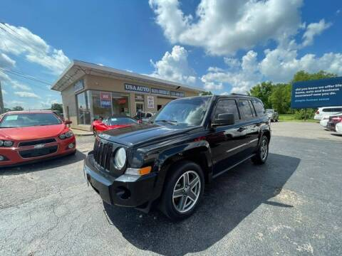 2009 Jeep Patriot for sale at USA Auto Sales & Services, LLC in Mason OH