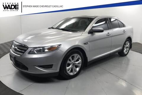2010 Ford Taurus for sale at Stephen Wade Pre-Owned Supercenter in Saint George UT