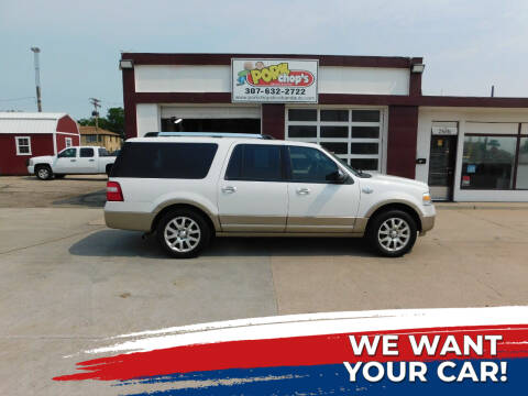 2014 Ford Expedition EL for sale at Pork Chops Truck and Auto in Cheyenne WY