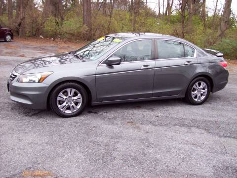 2012 Honda Accord for sale at Clift Auto Sales in Annville PA