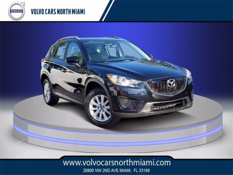 2014 Mazda CX-5 for sale at Volvo Cars North Miami in Miami FL