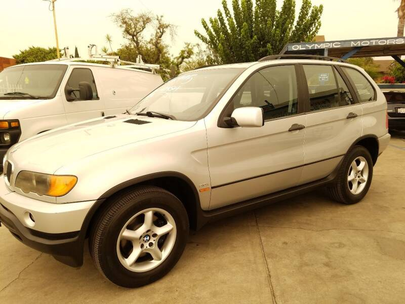 2001 BMW X5 for sale at Olympic Motors in Los Angeles CA
