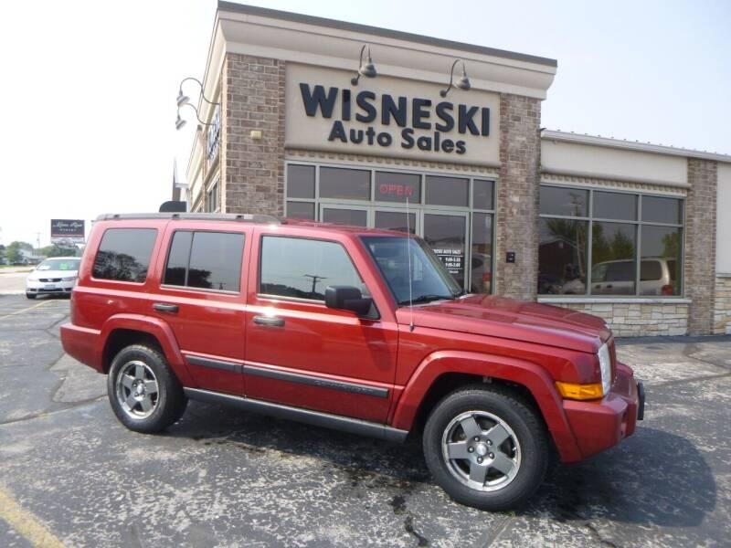 2006 Jeep Commander for sale at Wisneski Auto Sales, Inc. in Green Bay WI