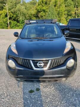 2013 Nissan JUKE for sale at Magic Ride Auto Sales in Elizabethton TN