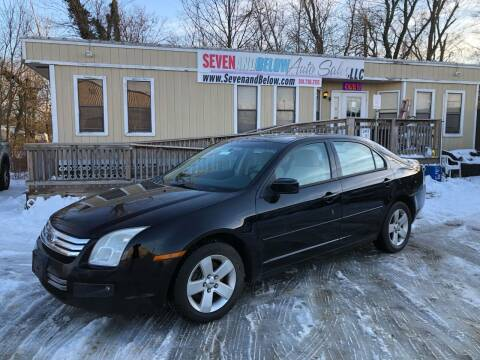 2007 Ford Fusion for sale at Seven and Below Auto Sales, LLC in Rockville MD