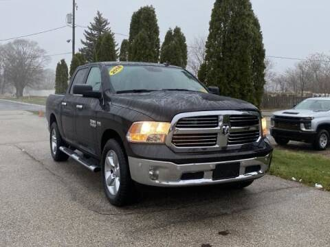 2018 RAM Ram Pickup 1500 for sale at Betten Baker Preowned Center in Twin Lake MI