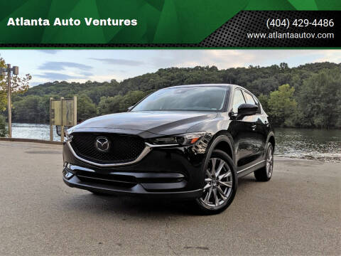 2020 Mazda CX-5 for sale at Atlanta Auto Ventures in Roswell GA