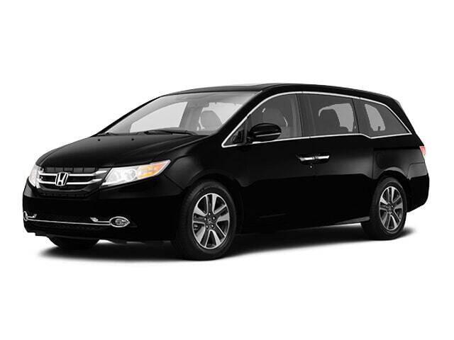 2016 Honda Odyssey for sale at Winchester Mitsubishi in Winchester VA