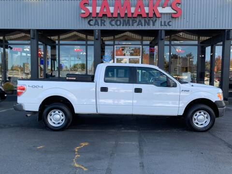 2014 Ford F-150 for sale at Siamak's Car Company llc in Salem OR