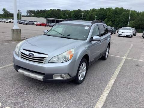 2012 Subaru Outback for sale at HW Auto Wholesale in Norfolk VA