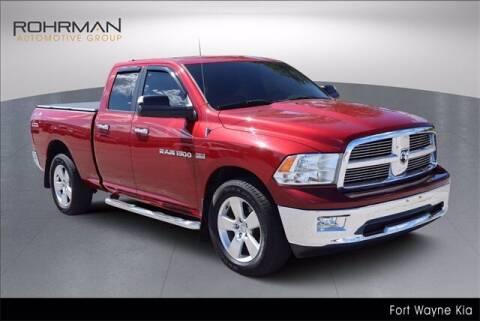 2012 RAM Ram Pickup 1500 for sale at BOB ROHRMAN FORT WAYNE TOYOTA in Fort Wayne IN