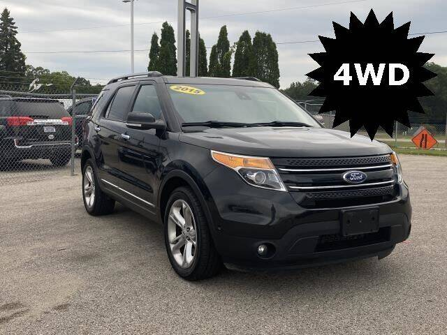 2015 Ford Explorer for sale at Betten Baker Preowned Center in Twin Lake MI