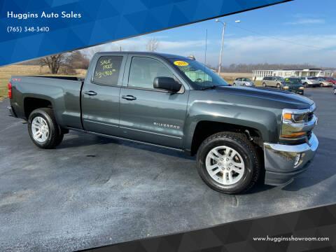 2018 Chevrolet Silverado 1500 for sale at Huggins Auto Sales in Hartford City IN